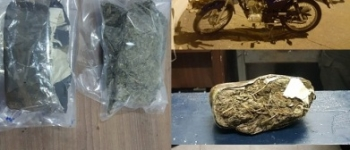 Dos menores son encontrados en posesión de 960 dosis entre marihuana y cocaína
